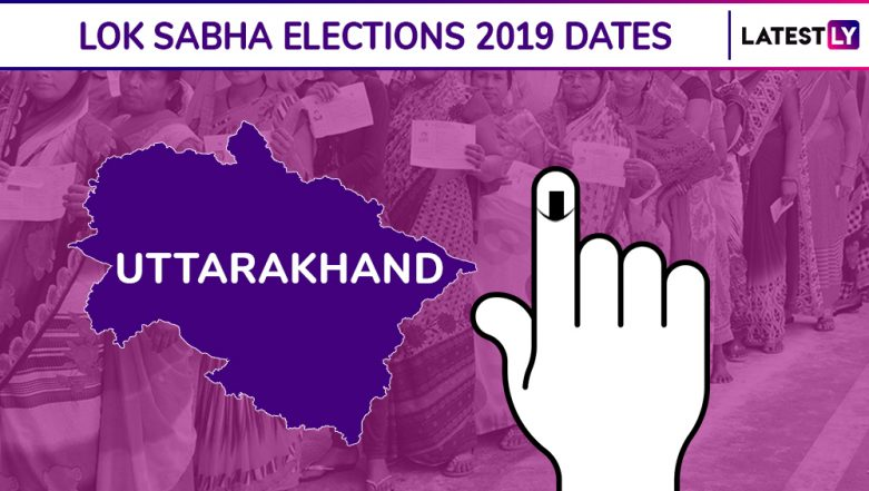 Uttarakhand Lok Sabha Elections 2019 Dates: Constituency-Wise Complete Schedule of Voting and Results for General Elections