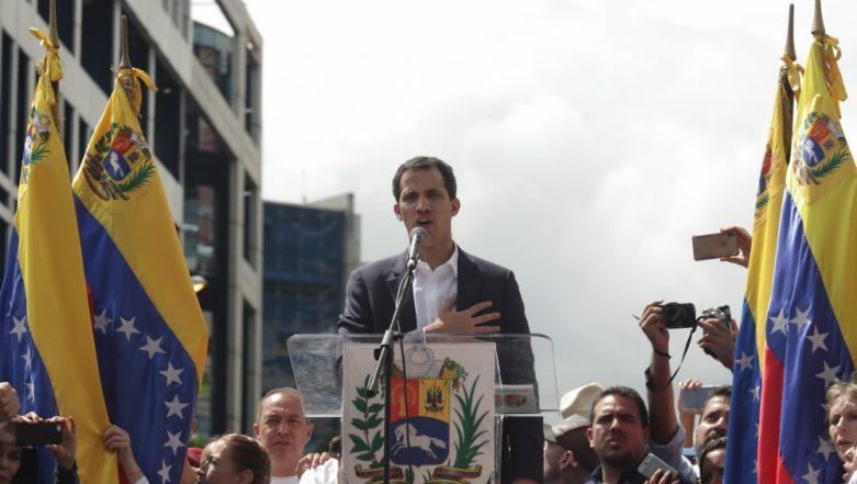 Juan Guaido Calls for Blackout Emergency Decree, Confirms 17 Dead