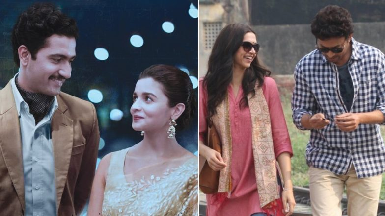 From Alia Bhatt-Vicky Kaushal to Deepika Padukone-Irrfan Khan: 5 Unusual Pairings in Bollywood That Are Beautifully Photograph-ed in Our Minds