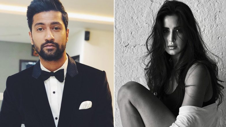 After Parting Ways With Harleen Sethi, Vicky Kaushal Collaborates With Katrina Kaif for Something Intriguing
