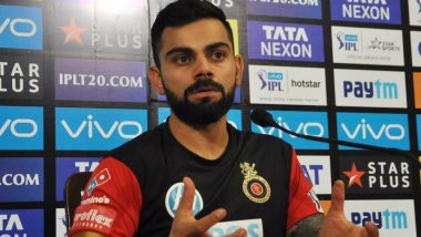 IPL 2019: Virat Kohli Is Still Learning as a Captain, Says Simon Katich Ahead of RCB vs KKR Match at Eden Gardens