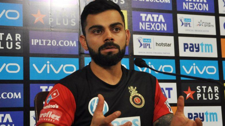 RR vs RCB, IPL 2019: We Have 10 Games to Turn Things Around, Says Virat Kohli