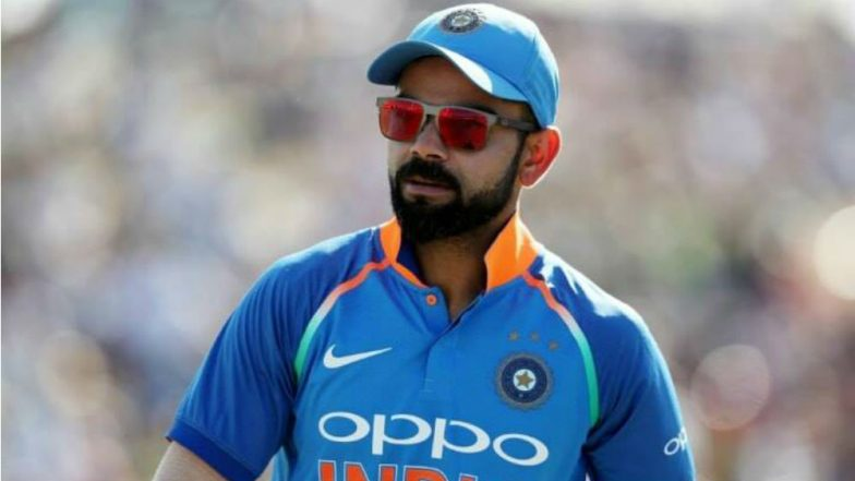 ICC Cricket World Cup 2019: Virat Kohli to Go into WC as No.1 Batsman