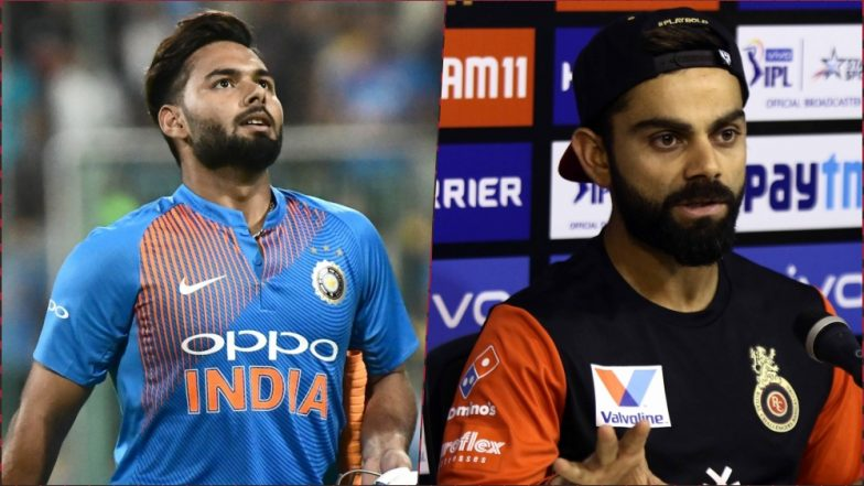 Virat Kohli's Anger Scares Rishabh Pant, Wicket-Keeper Admits in Video Posted by Delhi Capitals!