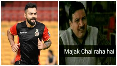 Funny RCB Memes Go Viral After Virat Kohli's Team Lose Badly Against SRH in IPL 2019! Check Out Tweets Trolling Royal Challengers Bangalore