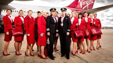 Virgin Atlantic Flight Attendants Will No More Have Compulsory Make up and Knee-Length Skirts