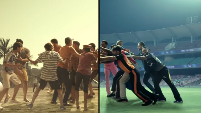 IPL 2019 Anthem 'Game Banayega Name' Video Out: Ms Dhoni to Rohit Sharma and Virat Kohli, Stars Shine Bright in This VIVO Indian Premier League 12 Theme Song