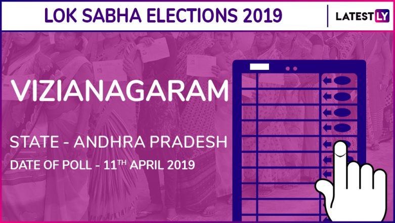 Vizianagaram Lok Sabha Constituency in Andhra Pradesh Results 2019: Bellana Chandra Sekhar of YSRCP Wins Parliamentary Election