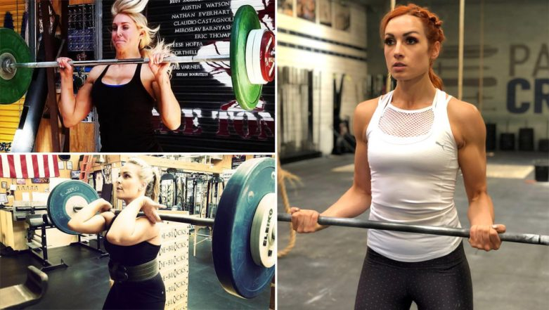 International Women's Day 2019: From Ronda Rousey to Becky Lynch, WWE Divas and Their Diet and Workout Routine