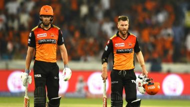 SRH vs KKR, IPL 2019 Match 38, Key Players: David Warner to Andre Russell to Rashid Khan, These Cricketers Are to Watch Out for at Rajiv Gandhi International Stadium in Hyderabad