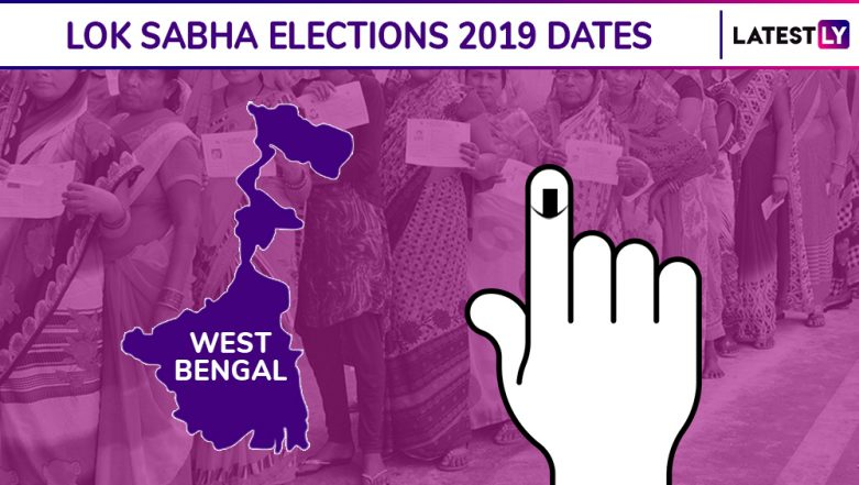 West Bengal Lok Sabha Elections 2019 Dates: Constituency-Wise Complete Schedule Of Voting And Results For General Elections