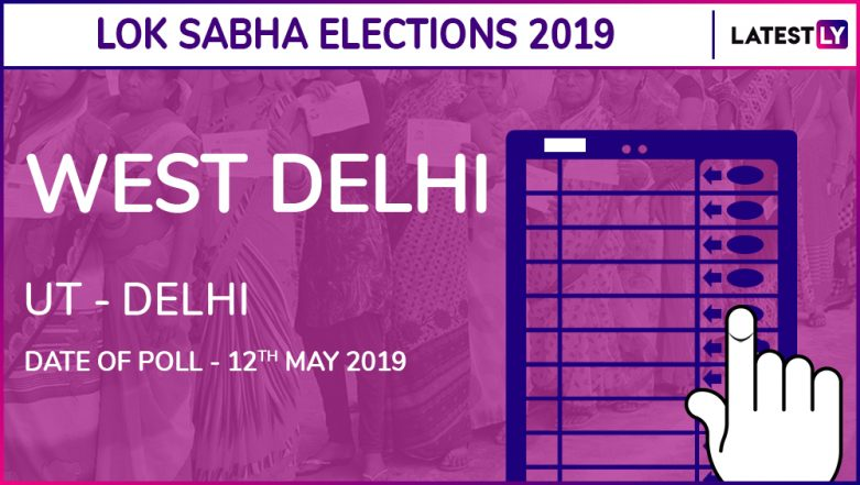 West Delhi Lok Sabha Constituency Result 2019: Parvesh Verma of BJP Wins Parliamentary Election