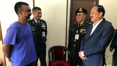 Abhinandan Varthaman Will Fly IAF Jets Once Declared Medically Fit, Says Air Chief Marshal B S Dhanoa