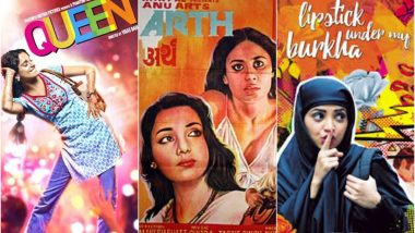 Women's Day 2019: From Arth to Queen, How Bollywood Has Evolved To Have More Women-Centric Movies
