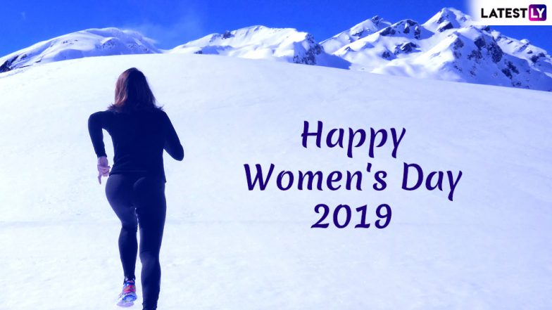 International Women's Day 2019 Quotes Images For Free Download: Empowering Wishes, WhatsApp Stickers, GIF Images to Send March 8 Greetings