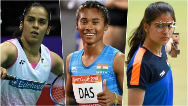 Happy Women's Day 2019: From Saina Nehwal to Hima Das and Manu Bhaker – These Female Athletes Are Conquering the World, One Medal at a Time