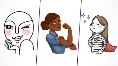 WhatsApp Stickers For Women's Day 2019: Messaging App Introduces Special Women's Day Sticker Pack to Send Greetings