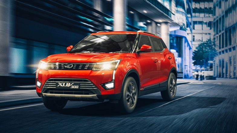 2019 Mahindra XUV300 Clocks Over 13000 Bookings in Just One Month of Launch