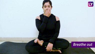 World Sleep Day 2019: Yoga Asanas And Pranayam For A Good Night's Sleep