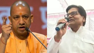Yogi Adityanath Slams Ram Gopal Yadav for 'Conspiracy' Comment on Pulwama Terror Attack, Seeks Apology