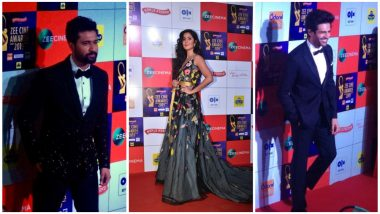 Zee Cine Awards 2019 Full Winners List: Vicky Kaushal, Katrina Kaif, Kartik Aaryan, Janhvi Kapoor Take Away the Trophies Home