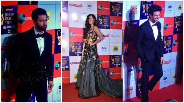 Zee Cine Awards 2019 Full Winners List: Vicky Kaushal, Katrina Kaif, Kartik Aaryan, Janhvi Kapoor Take Away the Trophies Home