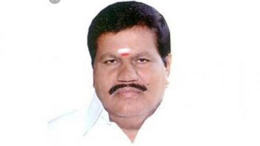 AIADMK MLA From Sulur R Kanagaraj Dies of Massive Heart Attack in Sultanpet