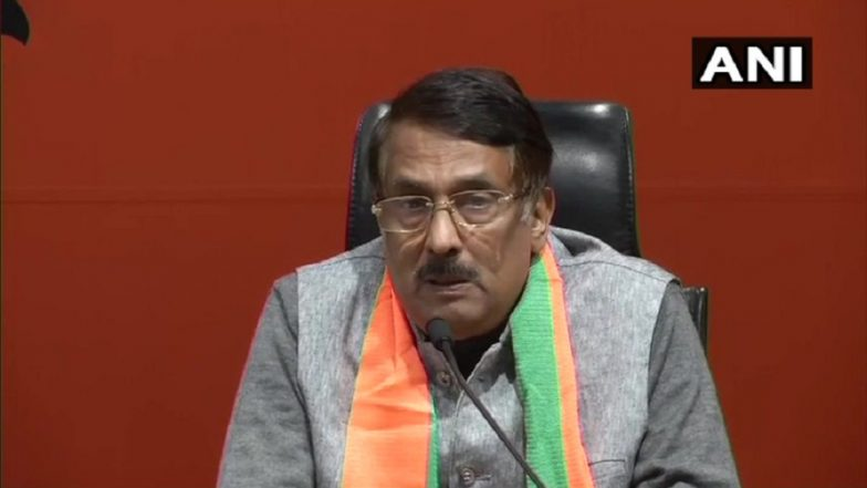 Setback for Congress: Sonia Gandhi Aide Tom Vadakkan Joins BJP Ahead of Lok Sabha Elections 2019