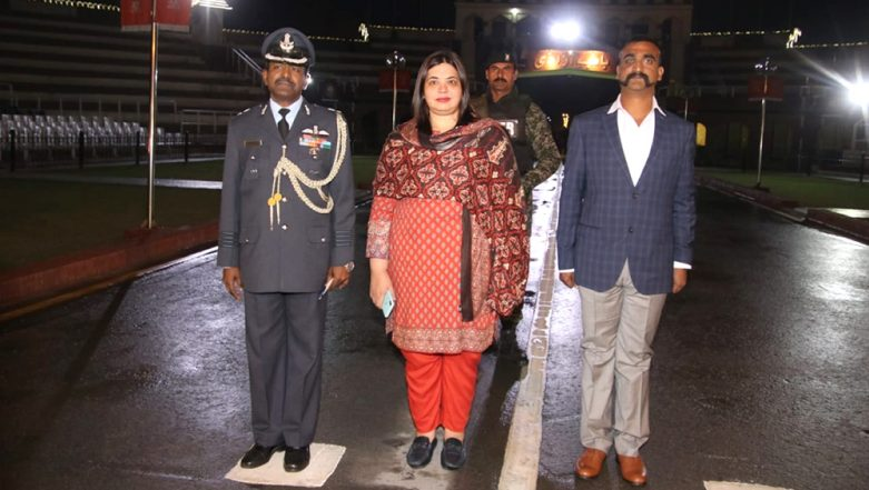 Wing Commander Abhinandan Varthaman Returns Home With a Rib Fracture, Back Contusion and Bruises: Reports