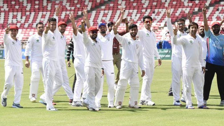 Afghanistan Register Their Maiden Test Win, Beat Ireland by Seven Wickets