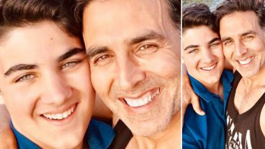 Akshay Kumar's Birthday Wish for Son Aarav is all Things Adorable - View Post