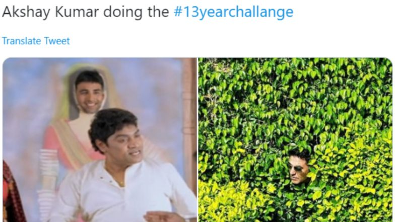 Akshay Kumar Posts a Funny Picture as Kesari Releases, the Internet Makes It Funnier with Memes