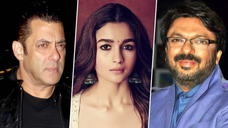 Zee Cine Awards 2019: Inshallah Actress Alia Bhatt Talks About Working With the Superhit Duo Salman Khan and Sanjay Leela Bhansali (Watch Video)