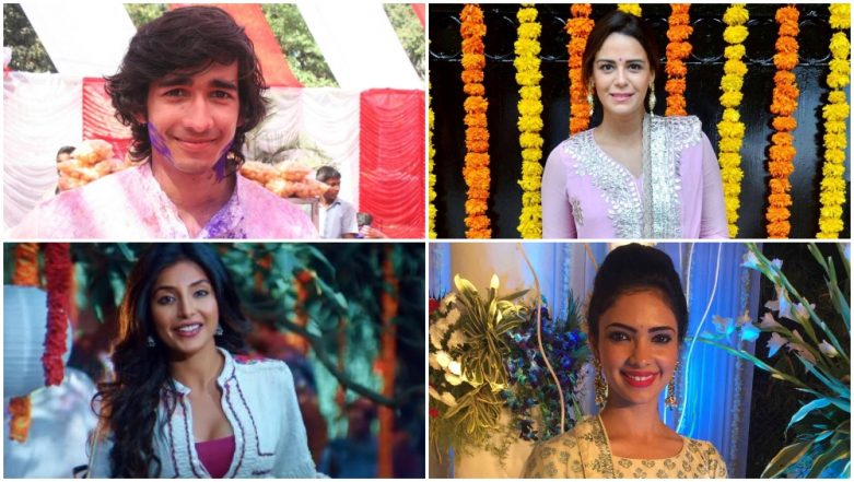 Holi 2019: Alt Balaji Stars Wish Everybody A Happy and Safe Holi!