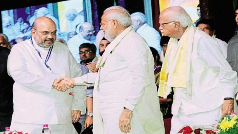 LK Advani Not Named in 1st BJP List For Lok Sabha Elections 2019, Amit Shah Replaces Him From Gandhinagar