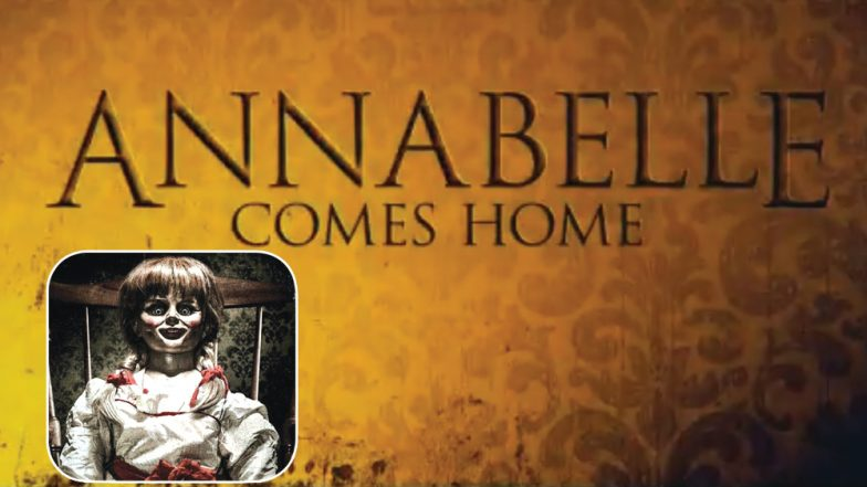 Annabelle Comes Home Teaser: Warner Bros Announces the Sixth Installment in The Conjuring Universe Franchise (Watch Video)
