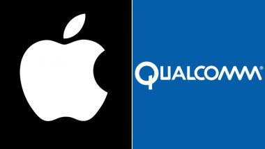 Apple Vs Qualcomm: iPhone Maker To Pay $31 Million For Violating Qualcomm's Three Patents