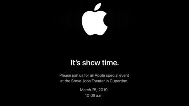 Apple Special Event: Apple To Launch Streaming TV & Video Service Today; Watch LIVE Streaming & Online Telecast of the Launch Event