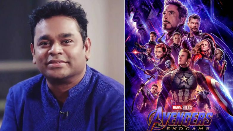 Avengers: Endgame: A R Rahman All Set To Compose an Anthem for Indian Marvel Fans - More Deets Inside!