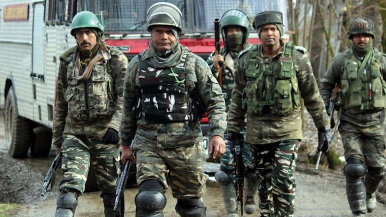 Jammu And Kashmir: Two JeM Terrorists Neutralised by Security Forces in Shopian Encounter