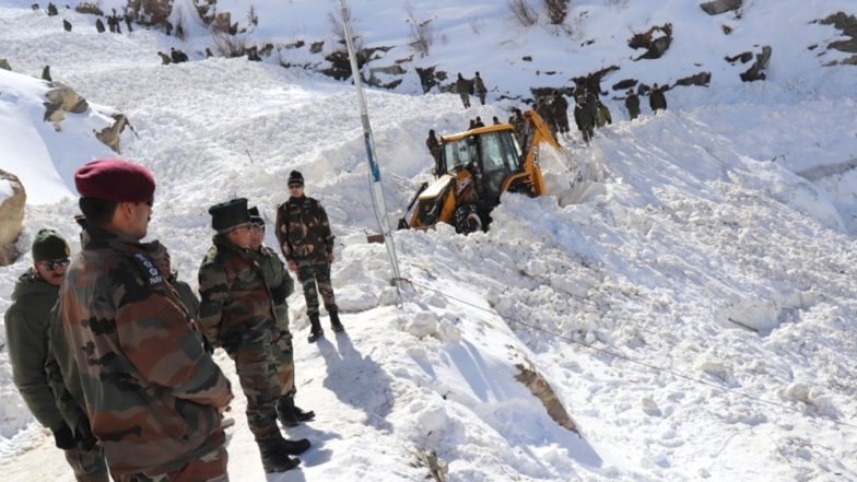 Himachal Pradesh Avalanche: Body of One of the 5 Missing Soldiers Trapped in Kinnaur Recovered After 11 Days