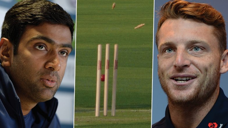 What Is Mankading? All About The Mankad Way Of Dismissal That Was Used By R Ashwin to Run Out Jos Buttler In IPL 2019