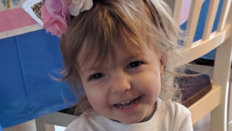 US Toddler Diagnosed with Ovarian Cancer; Parents Scramble to Raise Funds for Child