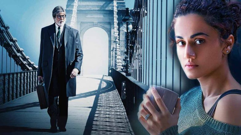 Badla Box Office Collection Day 1: Amitabh Bachchan and Taapsee Pannu's Crime Thriller Beats Opening Day Record of Pink, Mints Rs 5.04 Crore