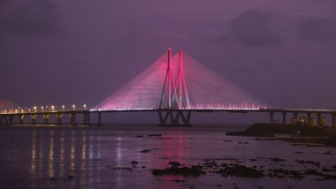 Purple Week 2019: Mumbai's Bandra-Worli Sea Link to Be Lit in the Colour Purple to Spread Awareness About Epilepsy