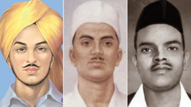 Shaheedi Diwas 2019: Remembering Bhagat Singh, Rajguru & Sukhdev on Martyrs Day