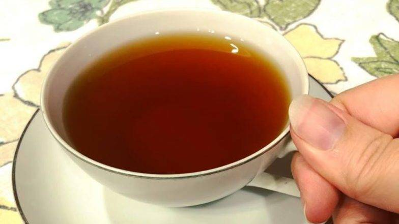 Drinking hot tea and the risk of esophageal cancer