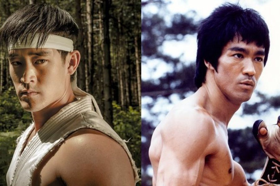 what movies did bruce lee play in