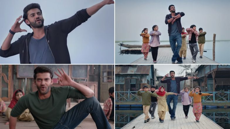 Notebook Song Bumro: A Dancing and Singing Zaheer Iqbal is the Kind of Teacher We All Wish We Had - Watch Video