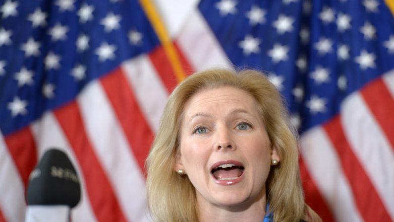 US Presidential Elections 2020: Democrat Senator Kirsten Gillibrand Calls Donald Trump Coward